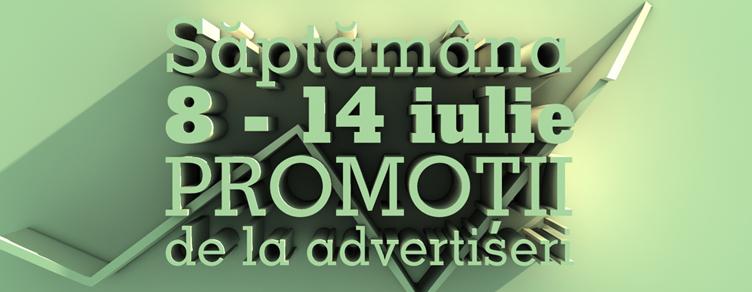 promotii advertiseri Profitshare 9 iulie