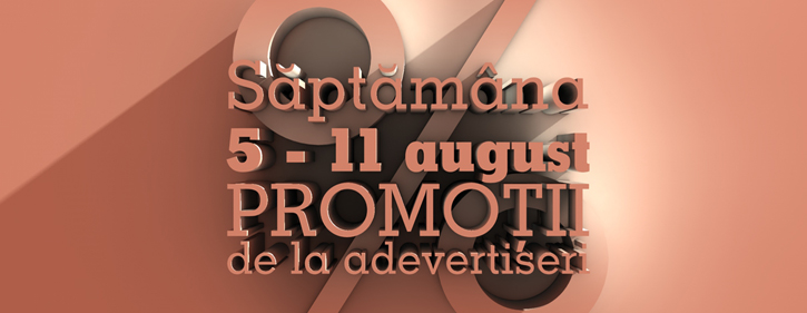 promotii advertiseri Profitshare 5 august