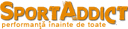 logo sport addict mic