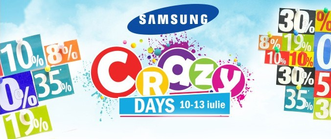 Samsung Crazy Days