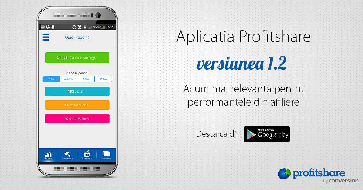 Banner facebook - app versiunea 1.2
