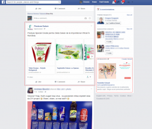 facebook Placements