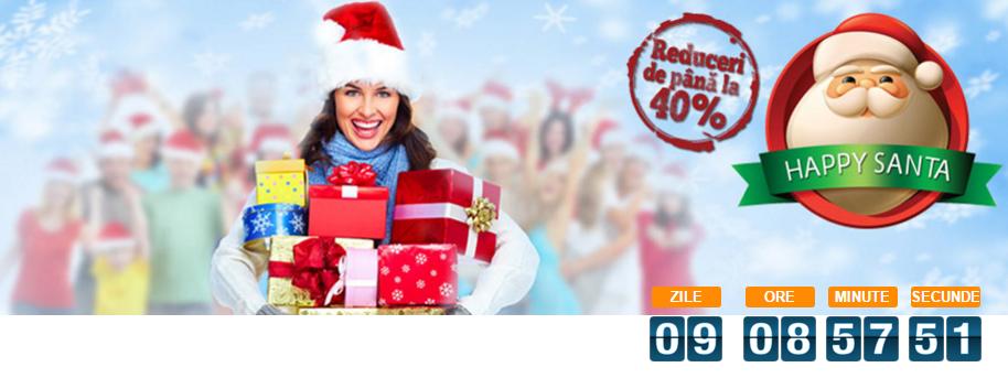 Happy Santa de la Cadouri de Top   CadouriDeTop.ro