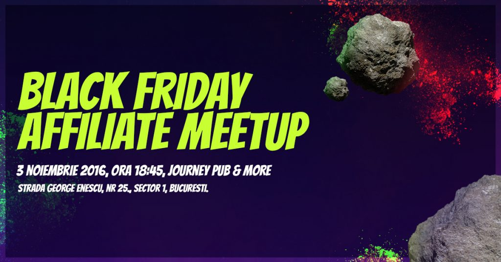 profitshare black friday affiliate meetup
