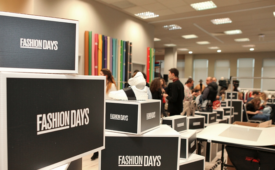 Black Friday, reduceri la Fashion Days