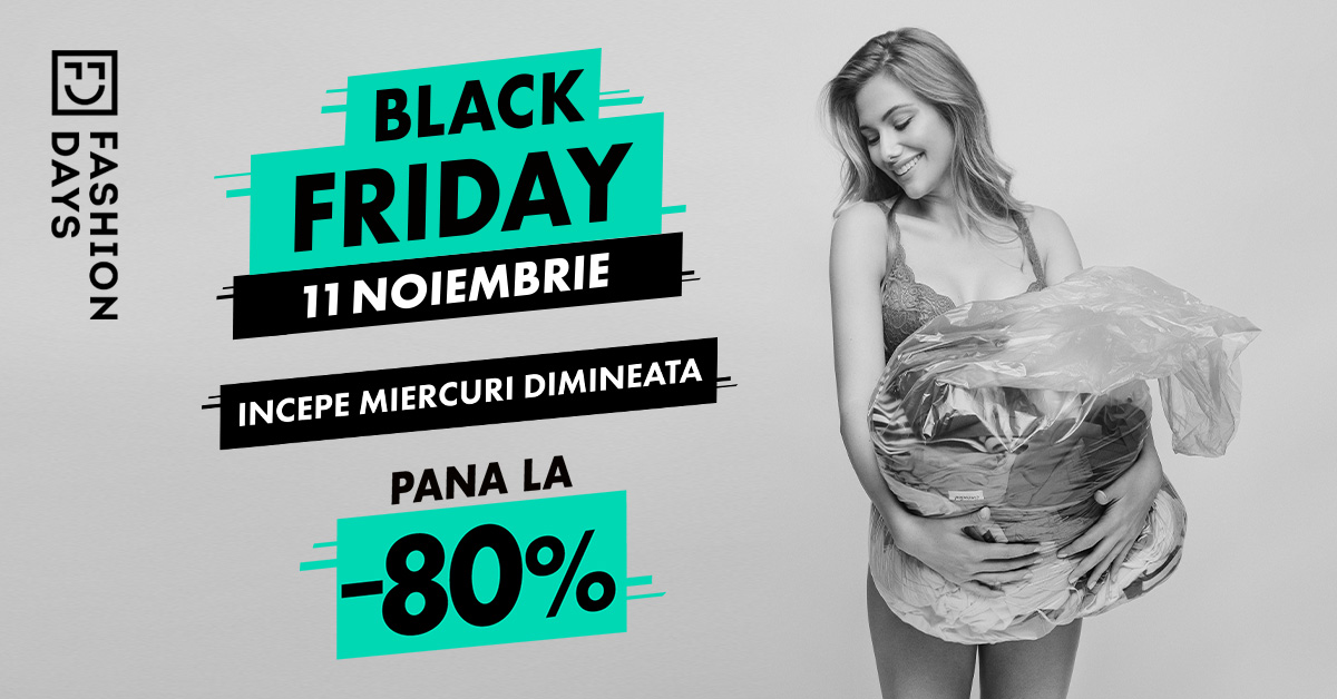 Black Friday Fashion Days